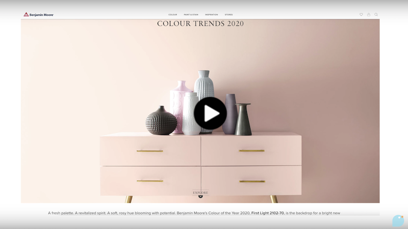 Tips For The 2020 Benjamin Moore Color Of The Year