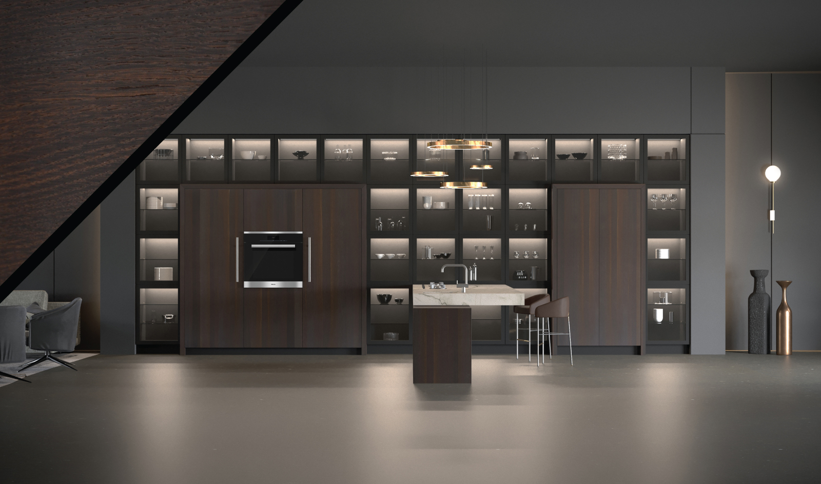 Luxury German Kitchen Brand Makes Its Debut In The U S Residential Products Online