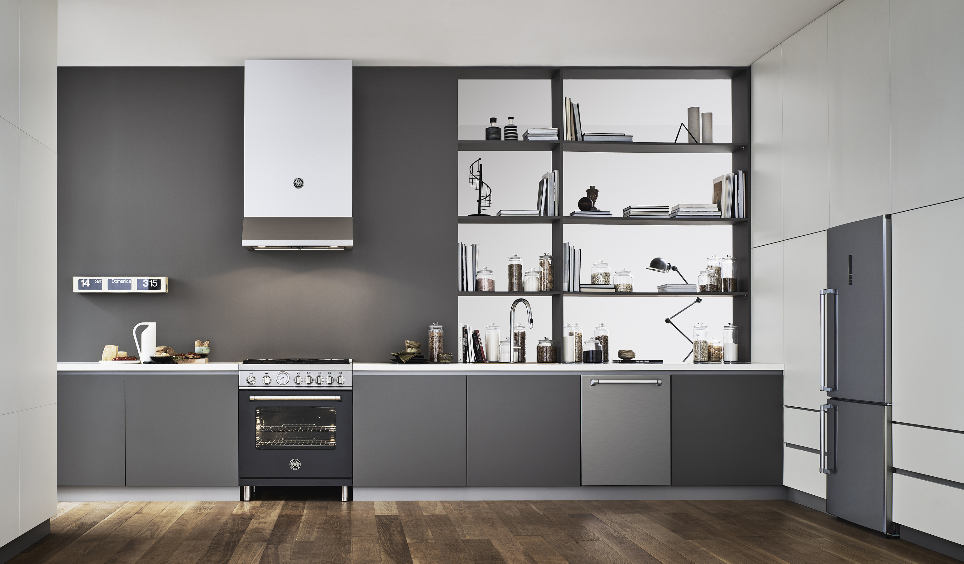 Bertazzoni Adds New Styles Sizes To Appliance Offerings