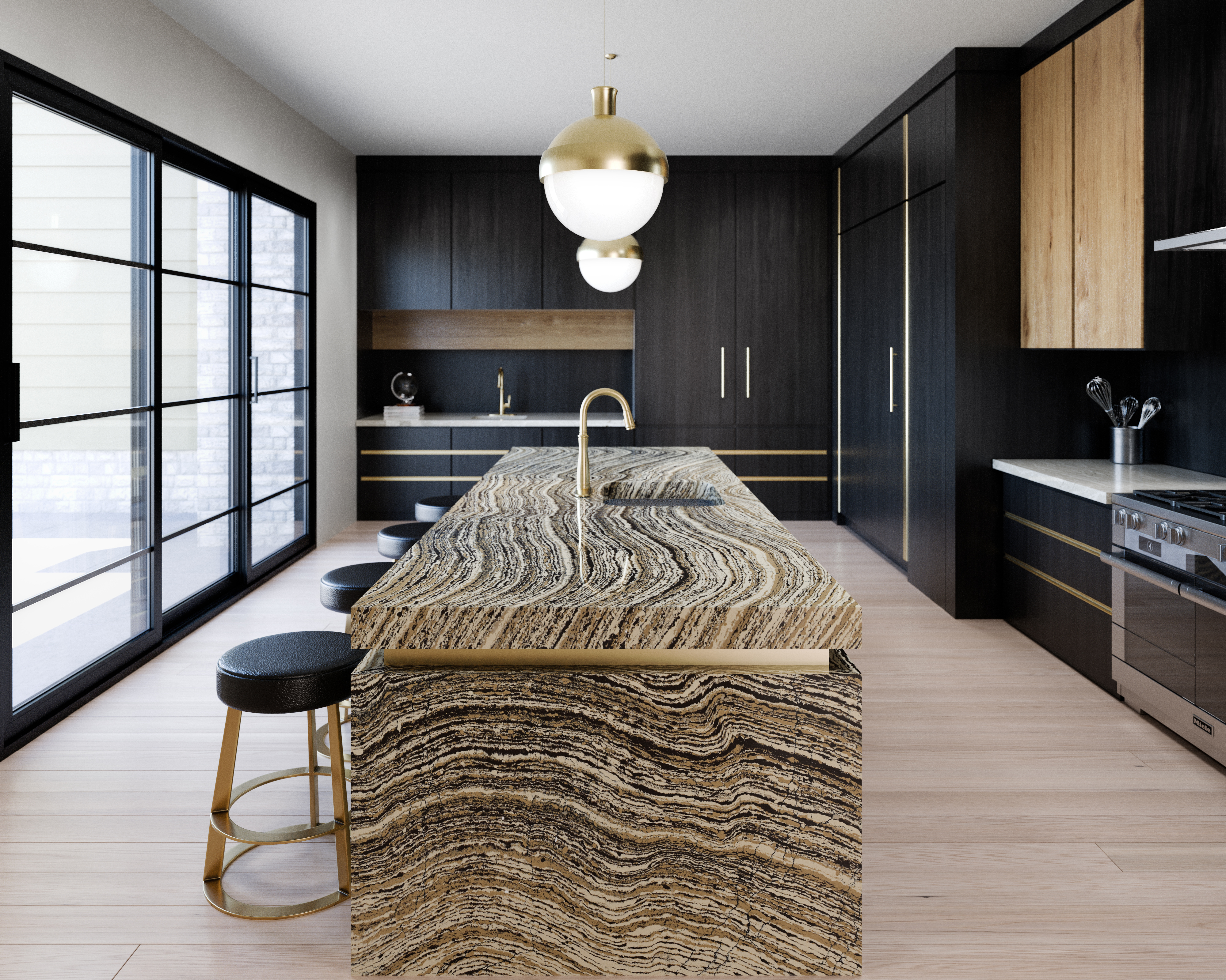Cambria Introduces New Stone And Wood Look Surfacing
