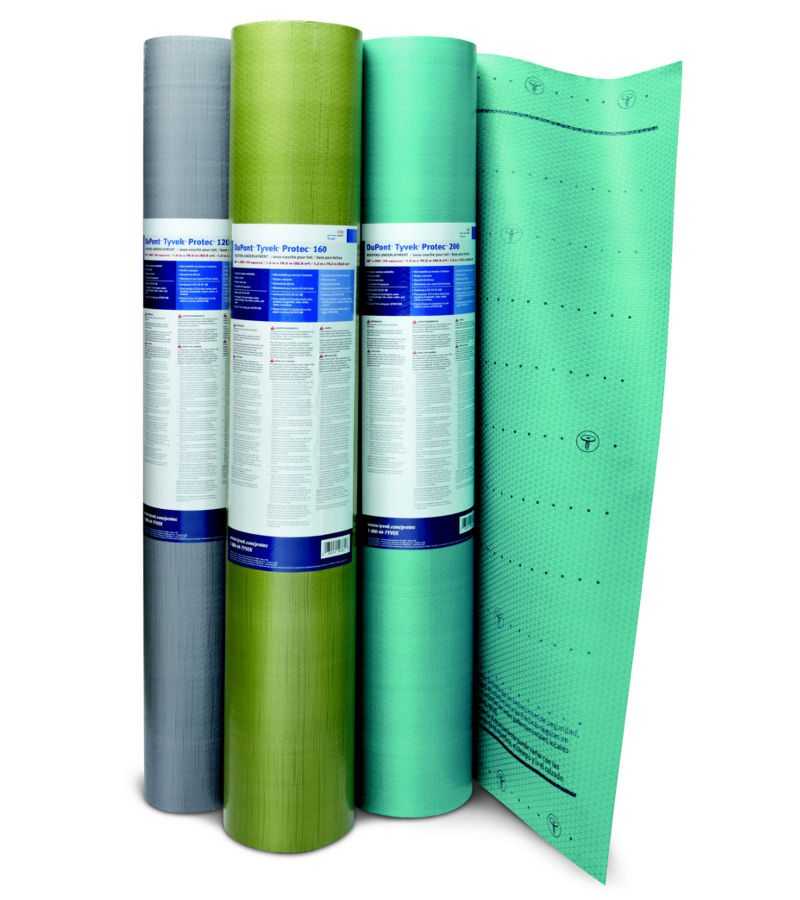 Dupont Tyvek Protec Products