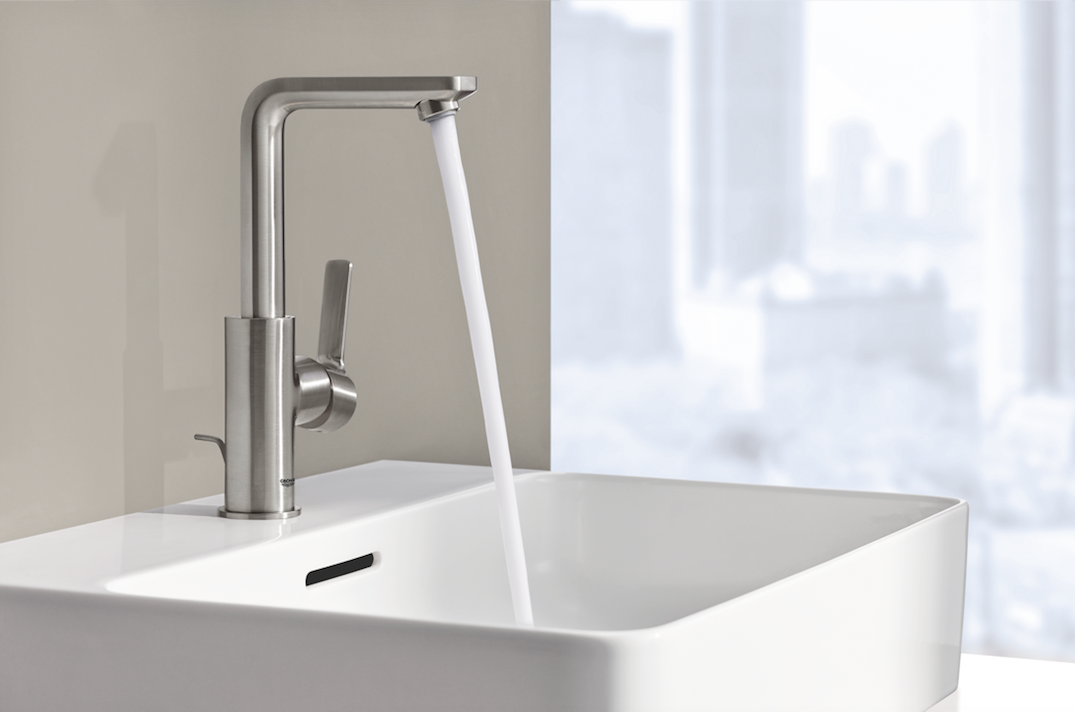 Grohe Brings Lineare Faucet Line To The U S Market Products