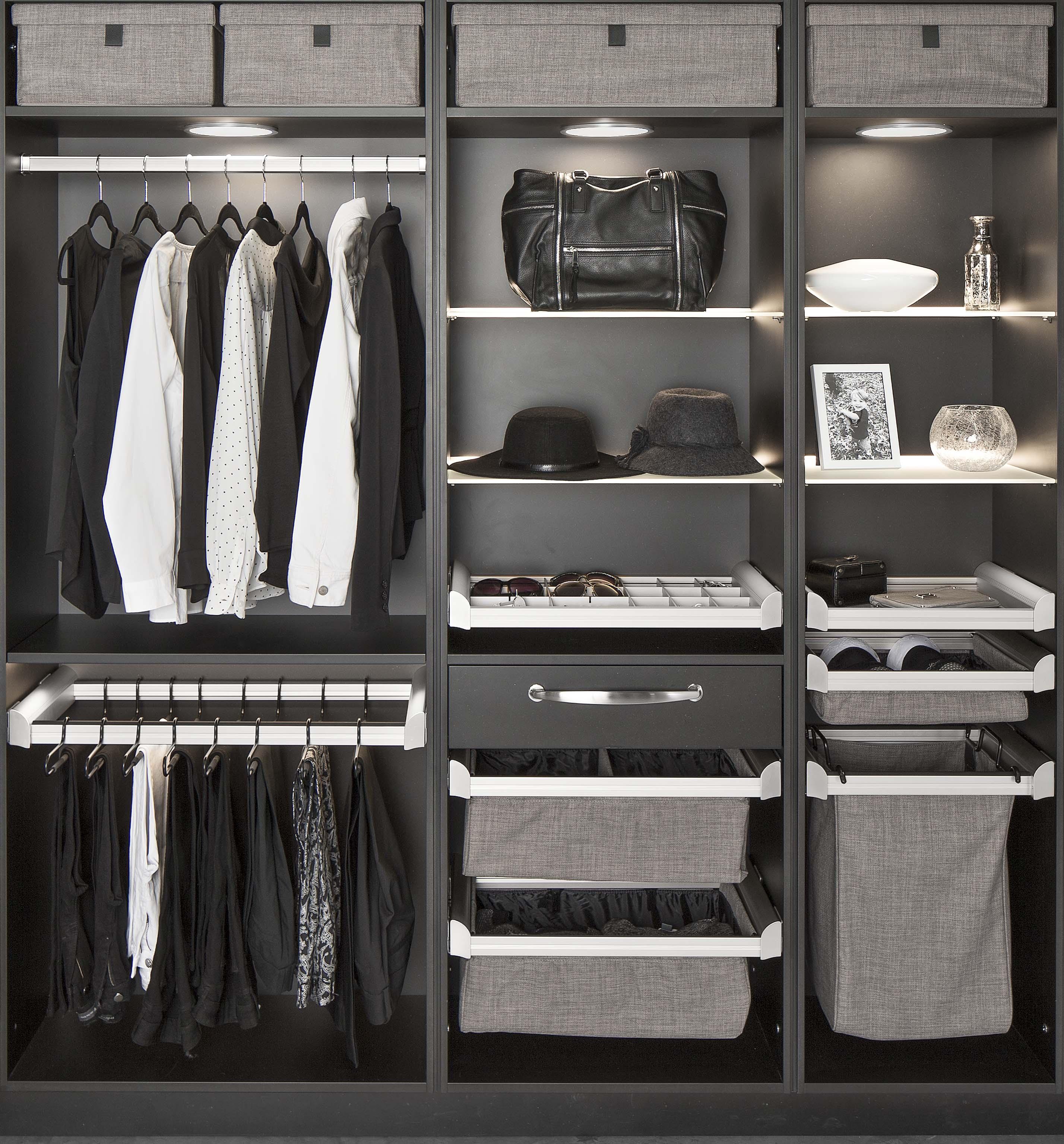 Häfele Debuts Its First Custom Closet System