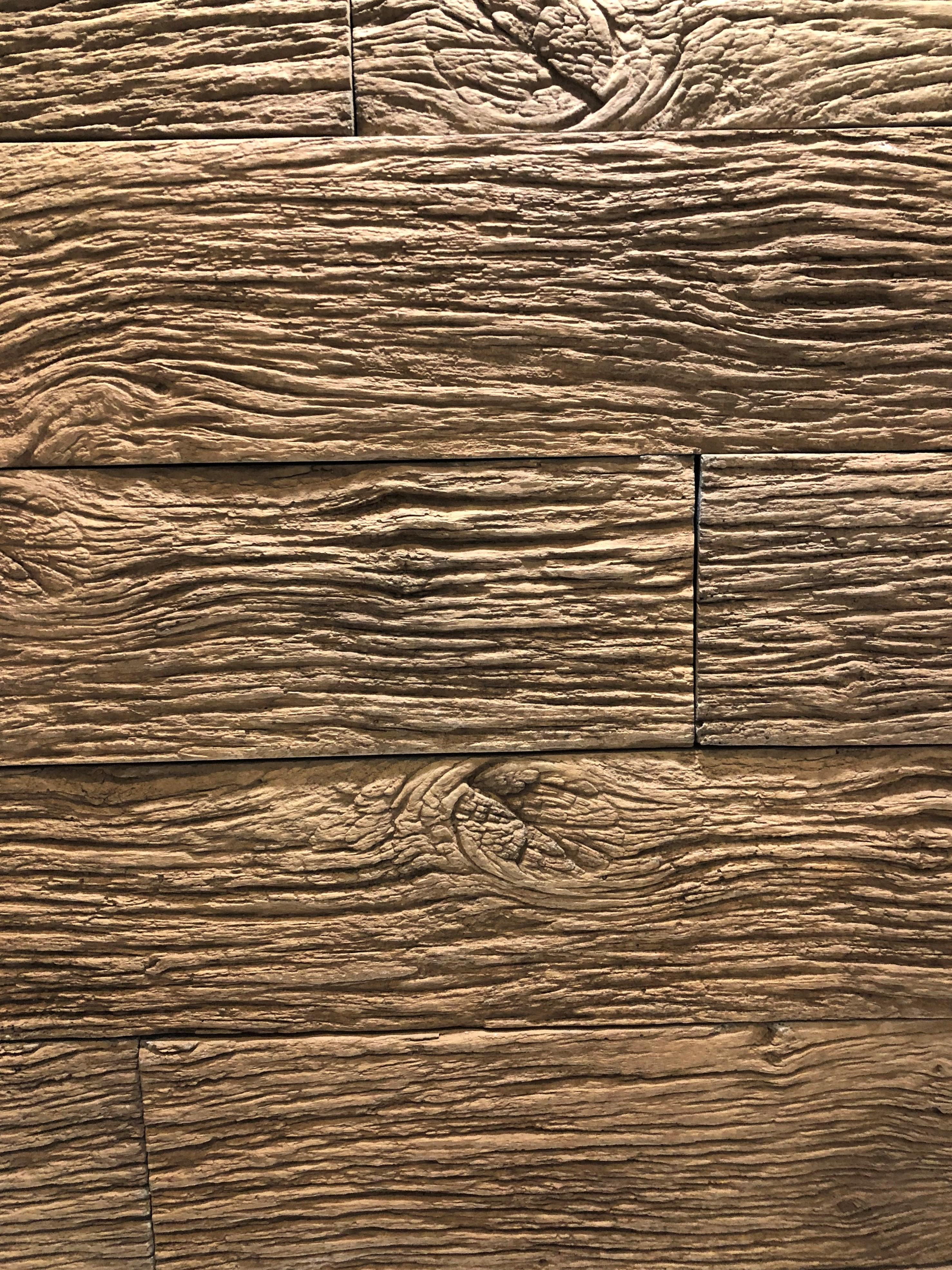 Environmental Stoneworks Develops Barn Wood Stone Veneer