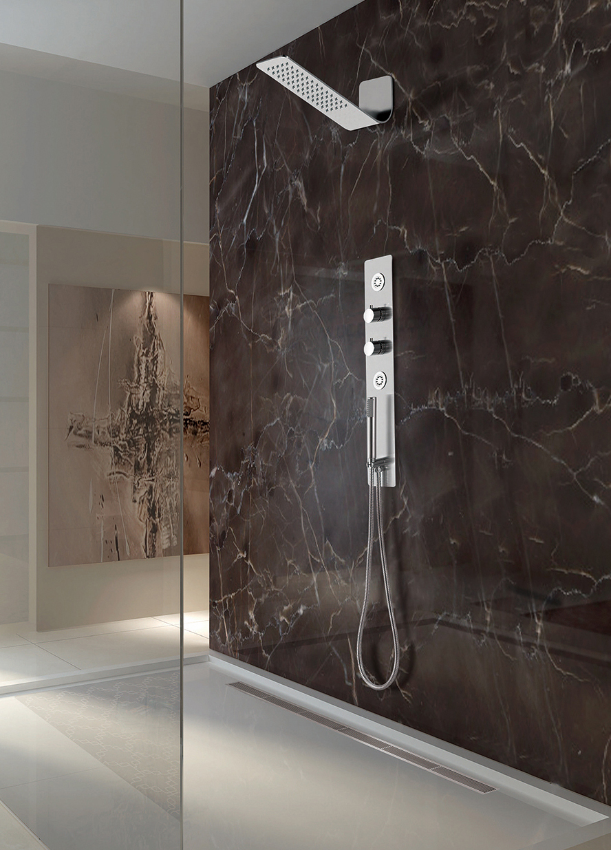 Lenova Introduces New Industry First Thermostatic Shower