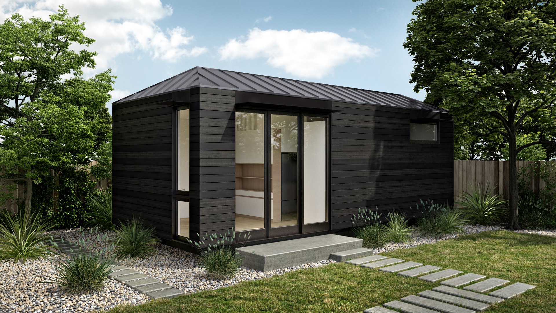 LivingHomes Offers Accessory Dwelling Units | Residential