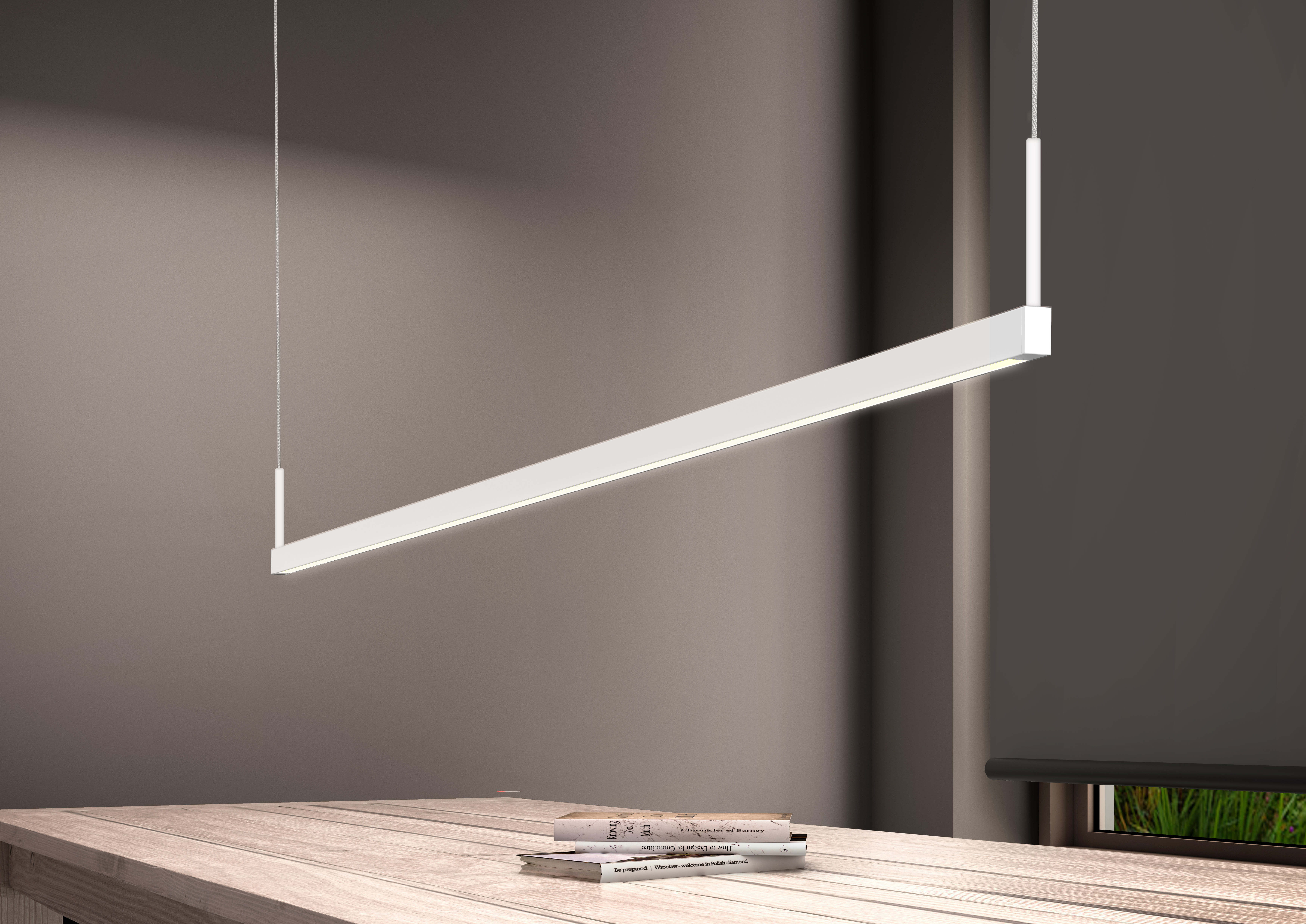 Sonneman Debuts Thin Linear Lighting Solution Products
