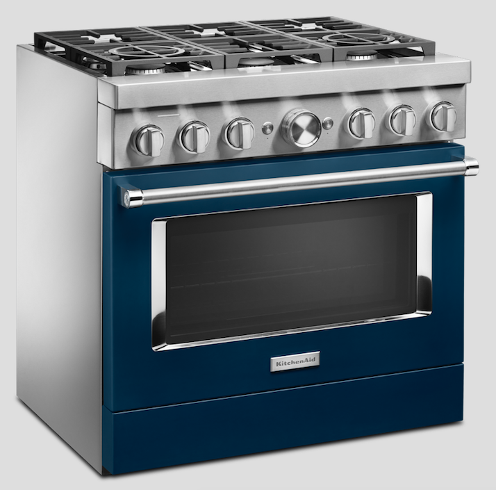 Industrial Kitchen Brands: KitchenAid Brand Introduces New Commercial-Style Range