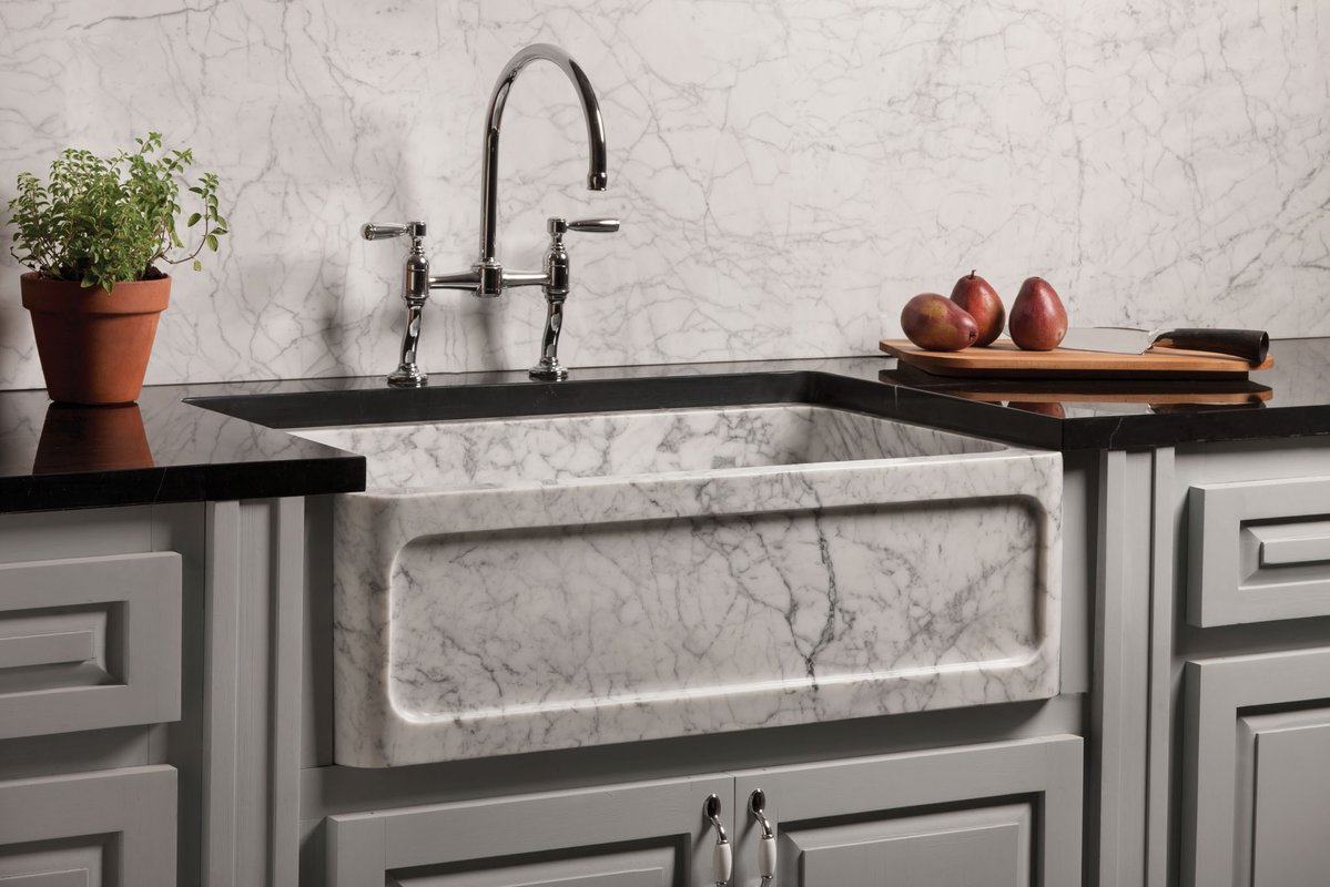 9 Farmhouse Sinks For Any Kitchen Budget Residential Products Online