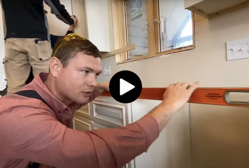 How To Install Kitchen Cabinets The Right Way Residential Products Online