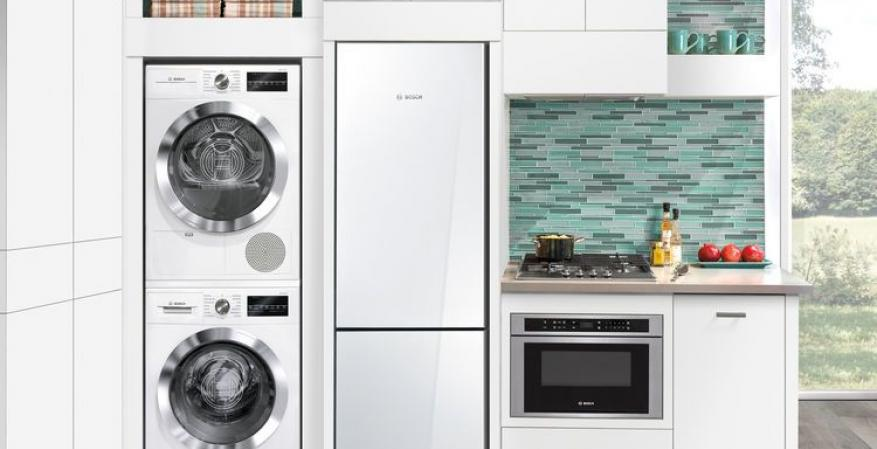 Bosch appliance small kitchen