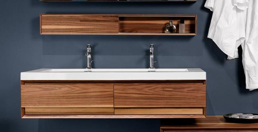 Wetstyle Wood Wall hung Vanity