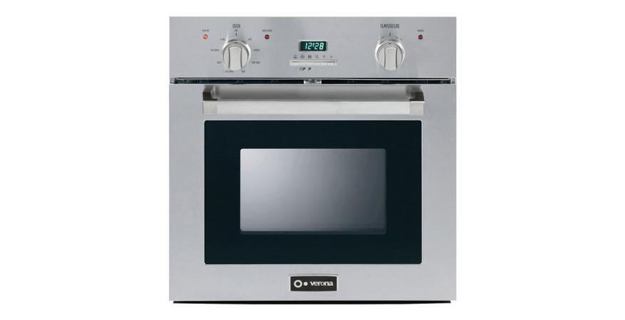 Verona 24-inch built-in self-cleaning electric wall oven