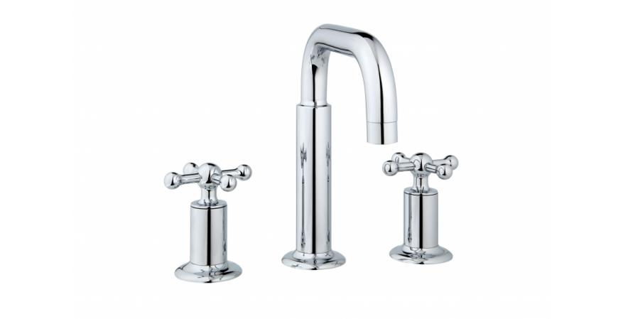 MCN Faucets Nature Cross collection