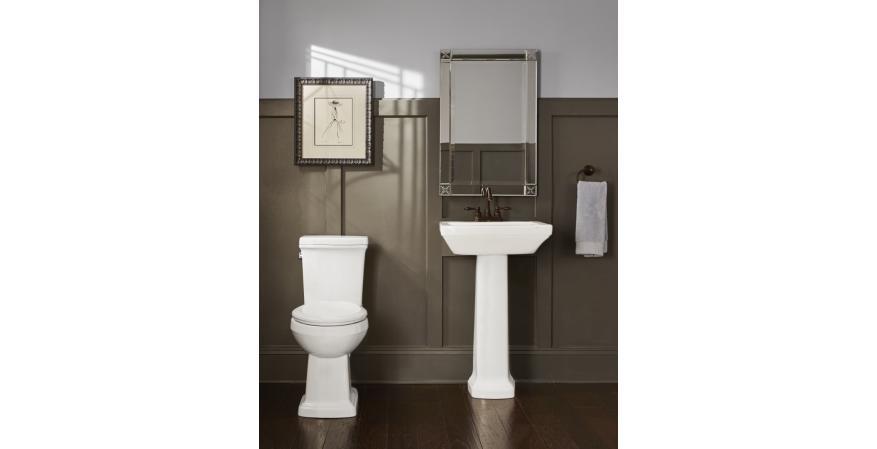 Gerber Hinsdale toilet