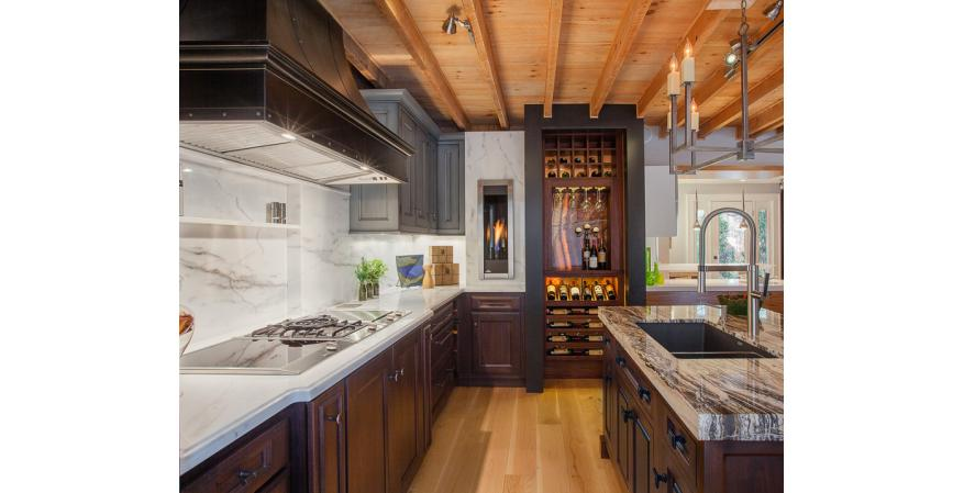 Traditional cabinet by Bremtown Cabinetry
