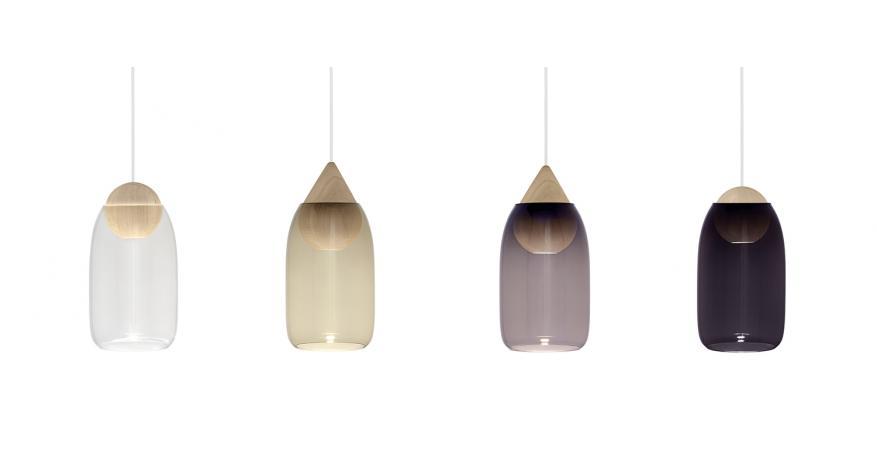 Mater Liuku LED light fixtures