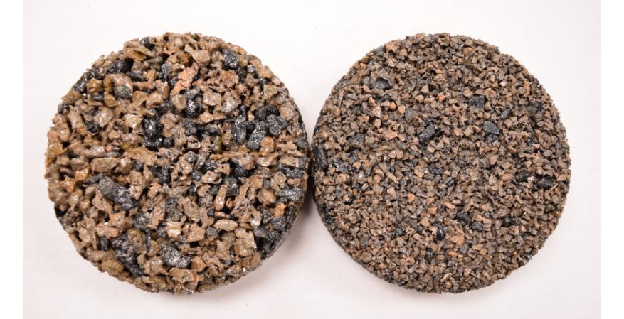 Porous Pave permeable paving material