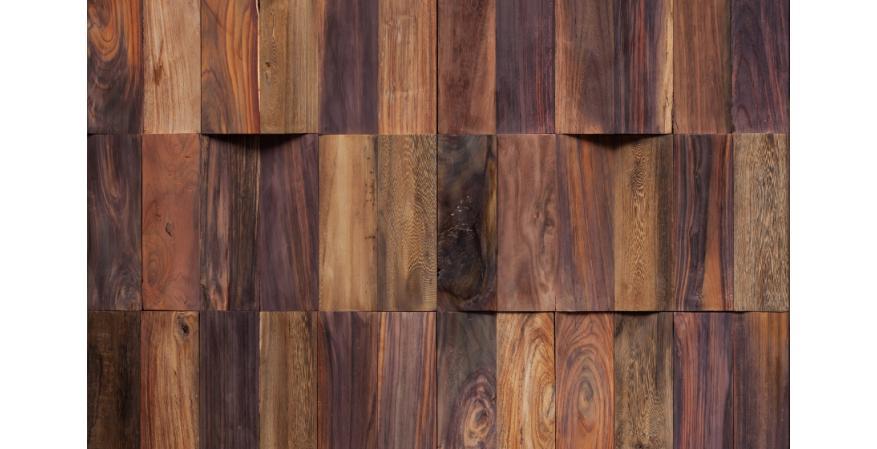 Wonderwall Studios reclaimed wood wall panel