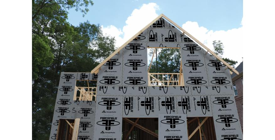 GP ForceField on a house
