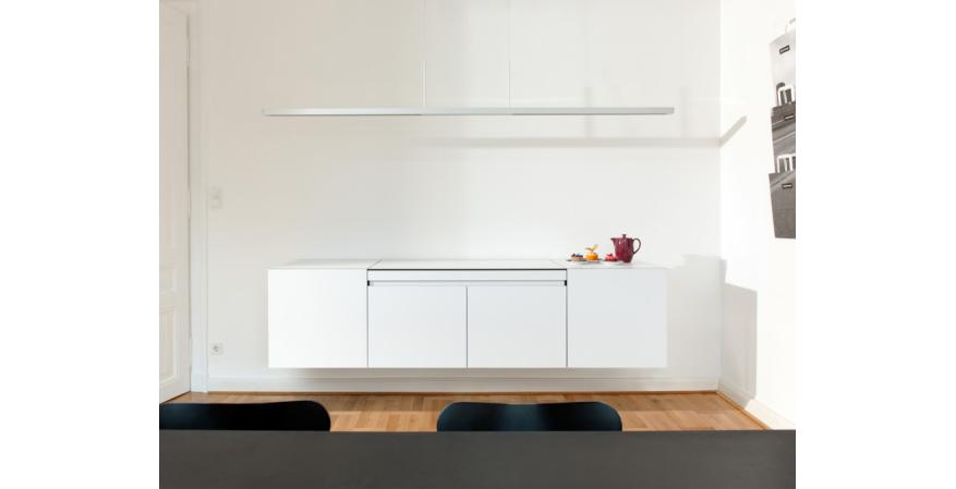 Miniki slimline full kitchen