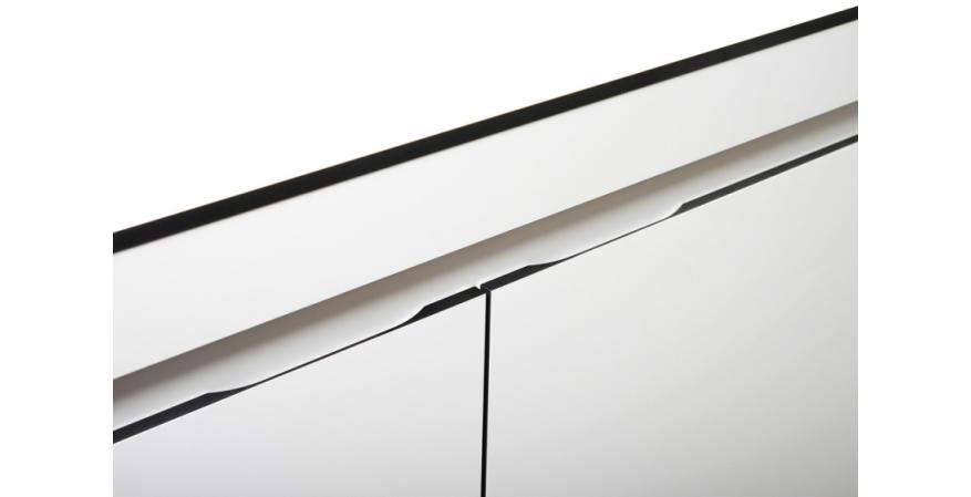 Miniki slimline full kitchen closeup