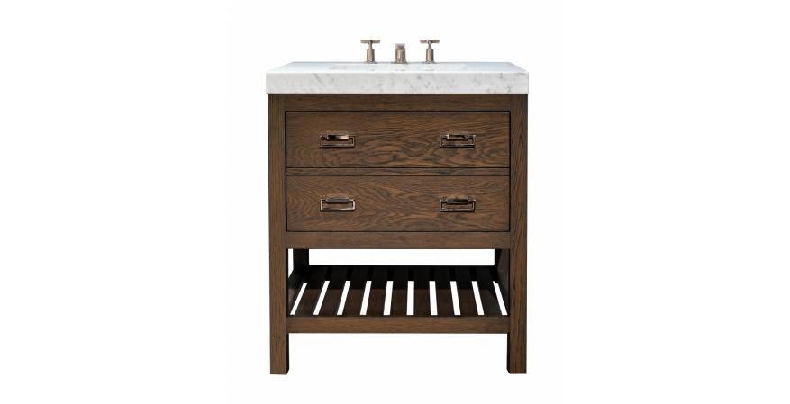 Furniture Guild Sienna Kitchen & Bath Products Made in the USA