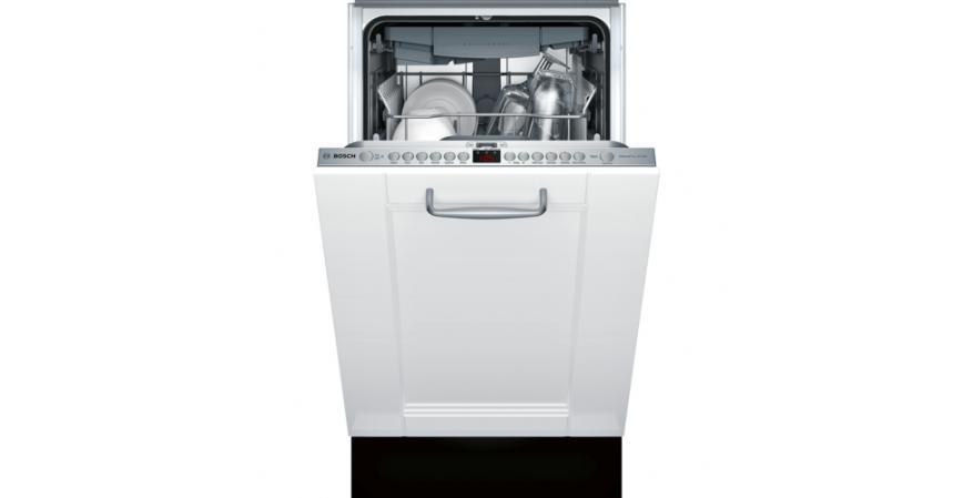Bosch 18-inch panel-ready dishwasher