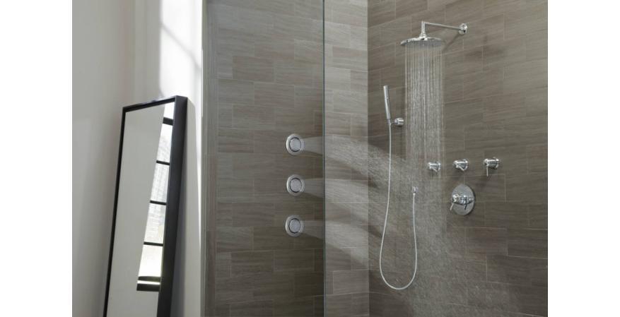 Freestanding soaking tubs are cool bathroom idea