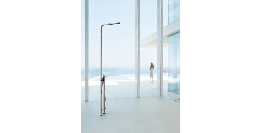 Vola FS3 outdoor shower