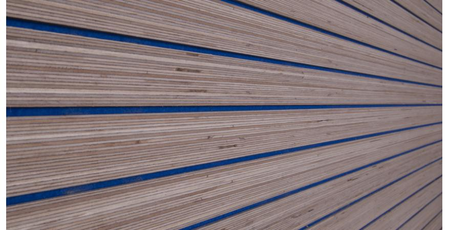 Plexwood paneling