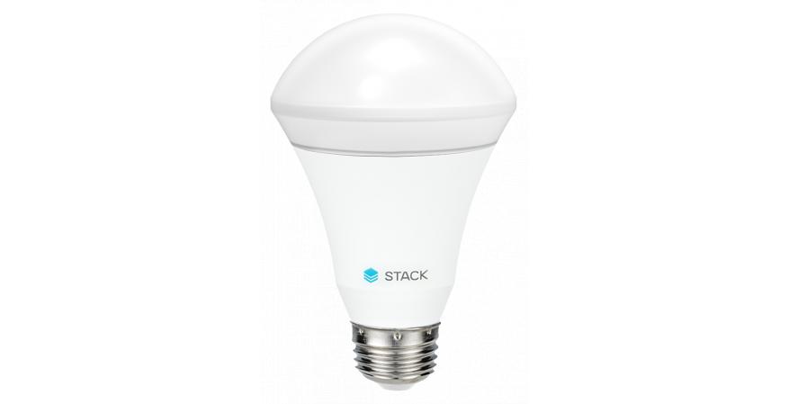 Stack Lighting motion sensor light bulbs