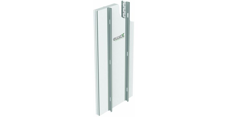 Syntheon Accel-E steel thermal panel