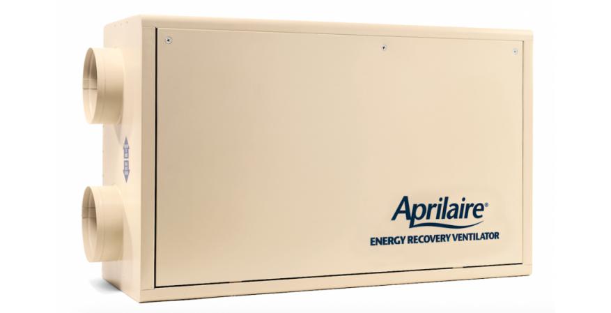 Aprilaire Model 8100 energy recovery ventilator