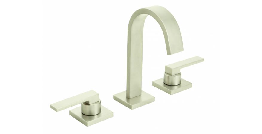 Speakman Clodagh collection in brushed nickel