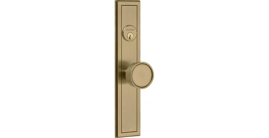 Baldwin Hardware Evolved Hollywood Hills smart lock