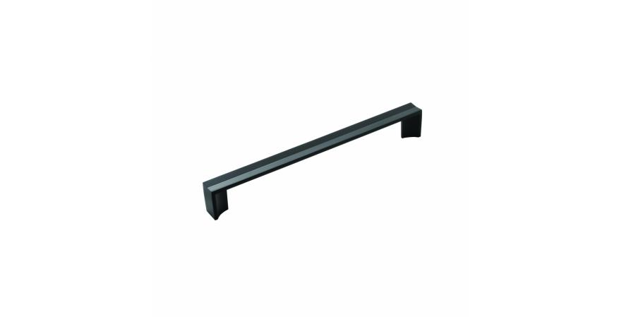 Belwith Keeler Avenue appliance pull in Matte Black