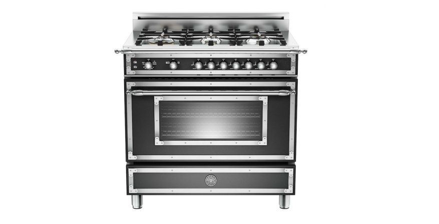 Bertazzoni an italian brand brings performance and design for Luxury stove brands