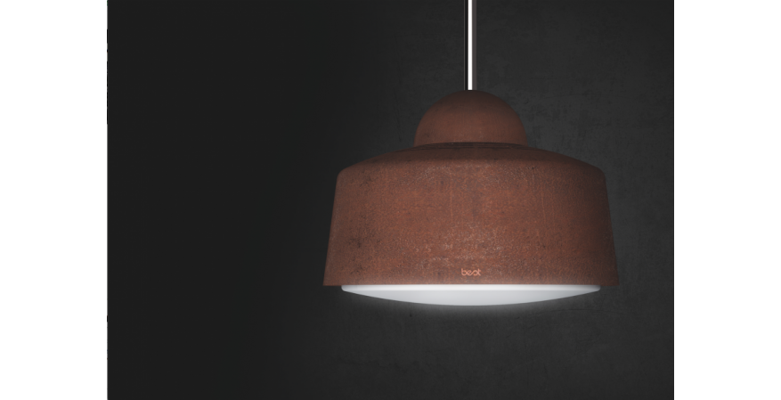 Hostaria by Best is a pendant-mounted concept recirculating air system
