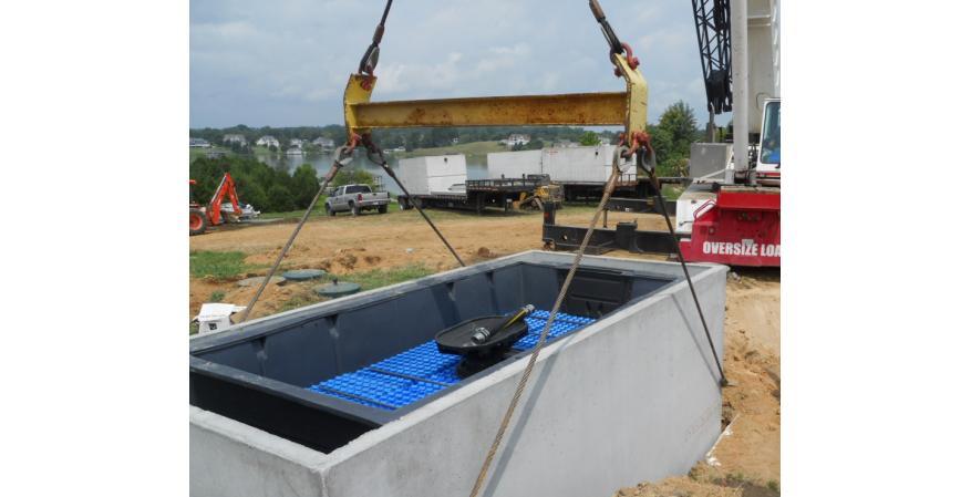 BioMicrobics wastewater treatment