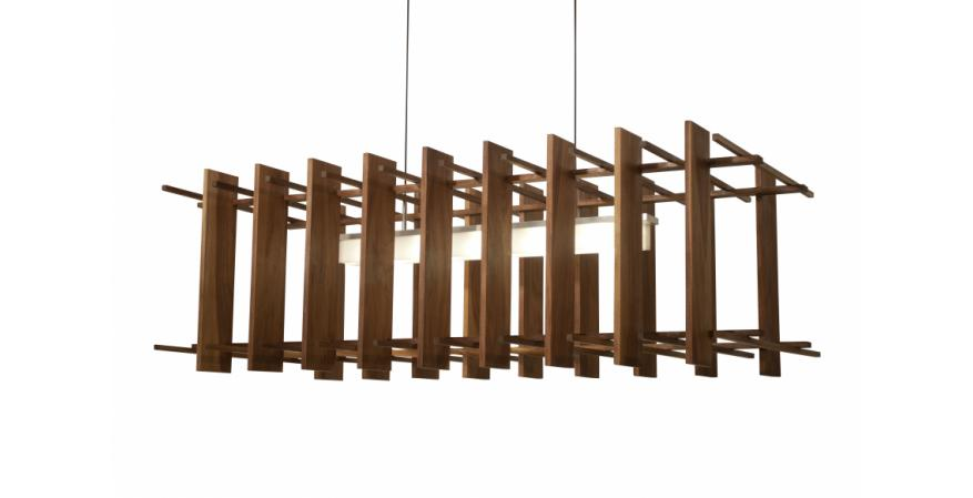 Cerno Lighting Arca pendant Made in America