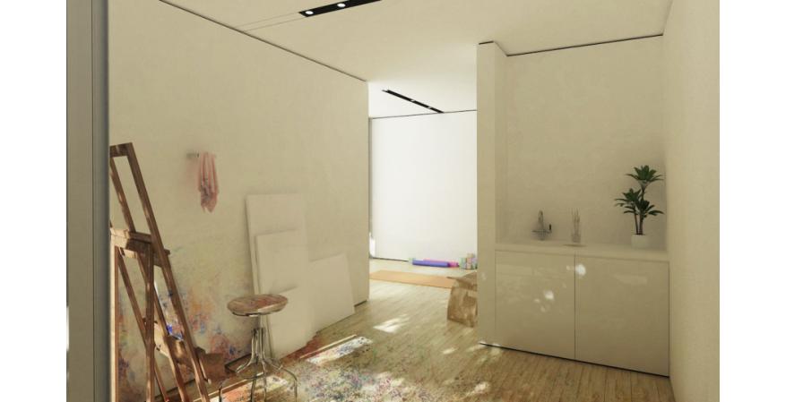 Cover prefab art studio