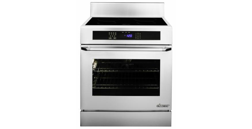 Dacor Renaissance 30-inch induction range Made in America