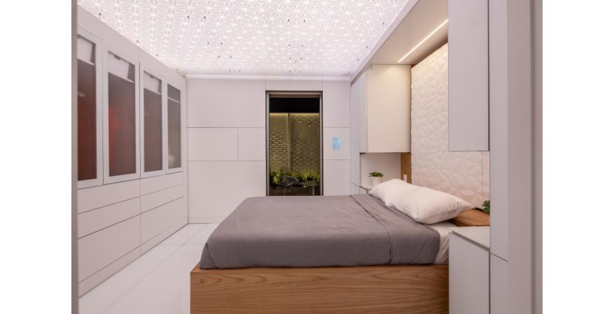 FutureHAUS bedroom