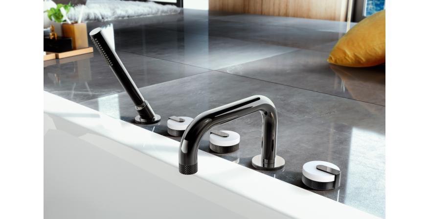 Graff Mod+ bathtub filler