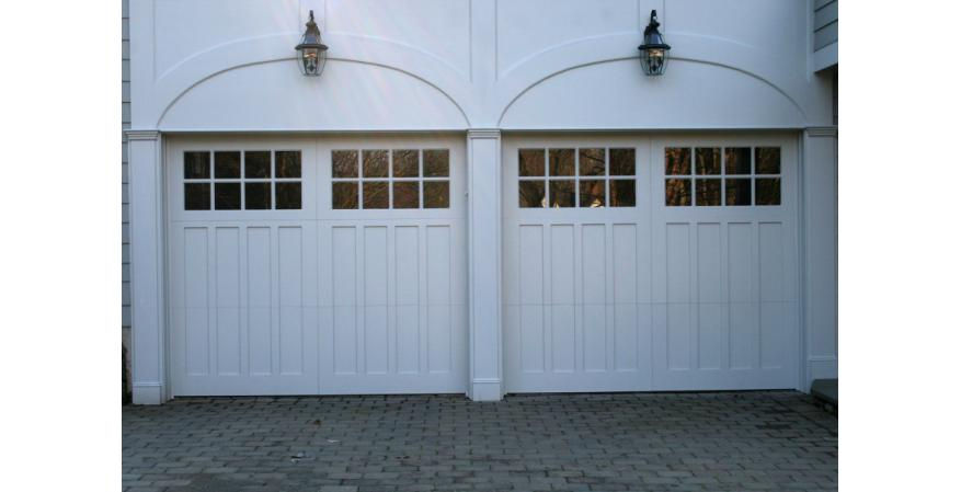 Tricoya Garage Doors