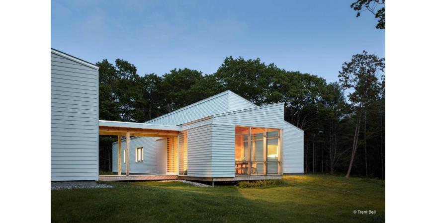 Go Logic GO Home modern New England home