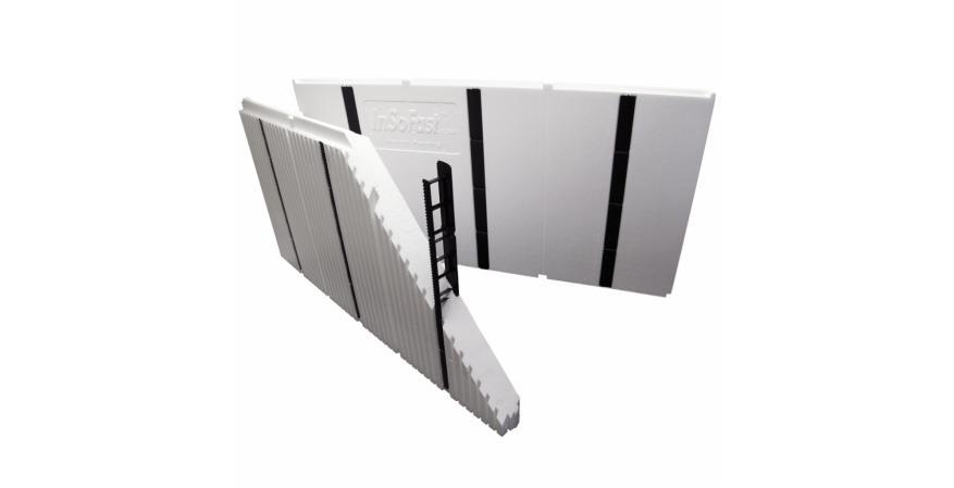 InSoFast UX 2.0 EPS foam board