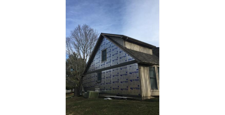 Insulfoam insulation