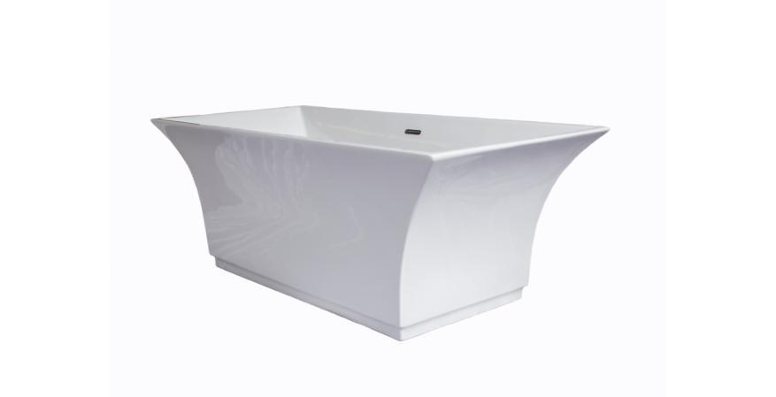 Jayne bathtub from Mansfield Plumbing